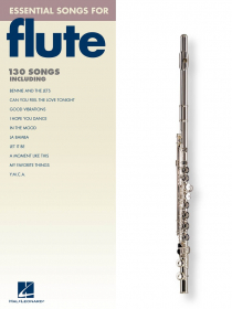 Various :: Essential Songs for Flute