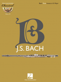 Bach, JS :: Sonata in E-flat Major, BWV 1031