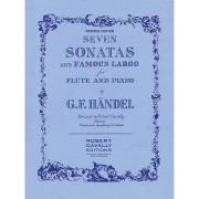 Handel, GF :: Seven Sonatas and Famous Largo