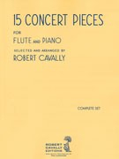 Various :: 15 Concert Pieces