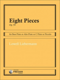 Liebermann, L :: Eight Pieces op.59
