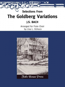 Bach, JS :: Selections from Goldberg Variations