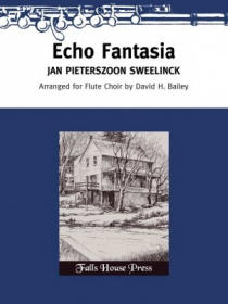 Sweelinck, JP :: Echo Fantasia
