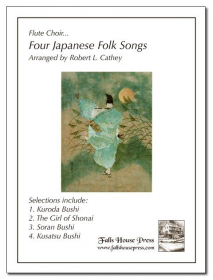 Traditional :: Four Japanese Folk Songs