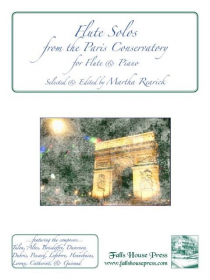 Various :: Flute Solos from the Paris Conservatory