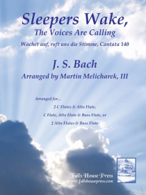 Bach, JS :: Sleepers Wake, The Voices Are Calling
