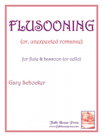 Schocker, G :: Flusooning (or, unexpected romance)