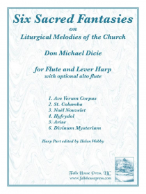 Various :: Six Sacred Fantasies on Liturgical Melodies of the Church