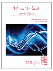 Potter, C :: Vibrato Workbook - Second Edition
