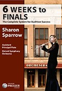 6 Weeks to Finals: The Complete System for Audition Success