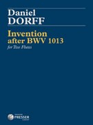 Dorff, D :: Invention after BWV 1013