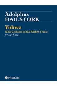 Hailstork, A :: Yuhwa (The Goddess of the Willow Trees)