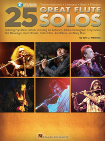 Various :: 25 Great Flute Solos