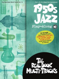 Various :: 1950s Jazz Play-Along