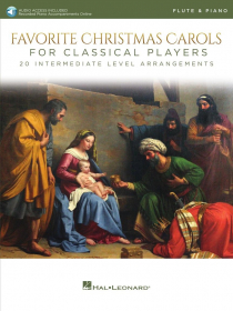 Various :: Favorite Christmas Carols for Classical Players