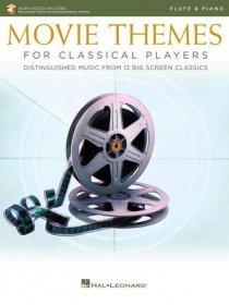 Various :: Movie Themes for Classical Players