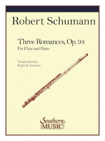 Schumann, R :: Three Romances