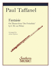 Taffanel, P :: Fantaisie (On Themes from 'Der Freischutz')