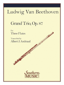 Beethoven, L :: Grand Trio op. 87