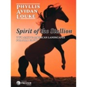 Louke, PA :: Spirit of the Stallion - Two Native American Landscapes
