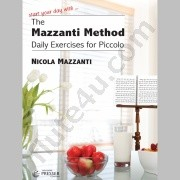 Mazzanti, N :: The Mazzanti Method (Daily Exercises for Piccolo)
