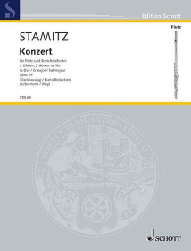 Stamitz, C :: Konzert G-Dur [Concerto in G major] op. 29