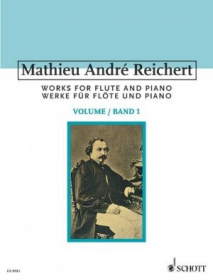 Reichert, MA :: Works for Flute and Piano: Volume 1