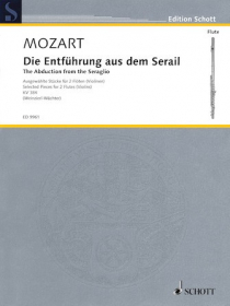 Mozart, WA :: Die Entfuhrung aud dem Serail [The Abduction from the Seraglio] KV 384