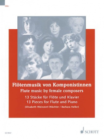 Various :: Flotenmusik von Komponistinnen [Flute Music by Female Composers]