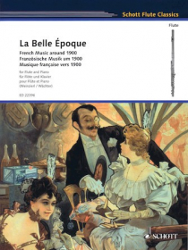 Various :: La Belle Epoque: French Music around 1900