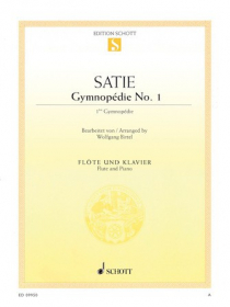Satie, E :: Gymnopedie No. 1