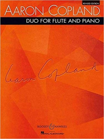 Copland, A :: Duo for Flute and Piano