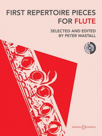 Various :: First Repertoire Pieces for Flute