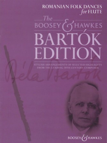 Bartok, B :: Romanian Folk Dances