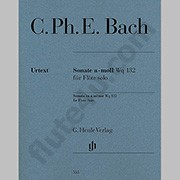 Bach, CPE :: Sonate a-moll Wq 132 [Sonata in a minor Wq 132]