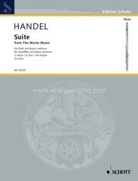 Handel, GF :: Suite in G from 'The Water Music'