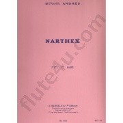 Andres, B :: Narthex