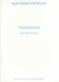 Damase, J-M :: Variations