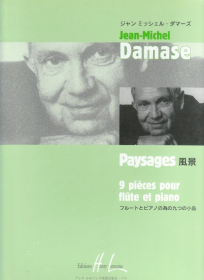 Damase, J-M :: Paysages [Landscapes]