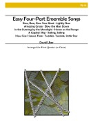 Traditional :: Easy Four-Part Ensemble Songs