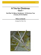 Various :: A Trio For Christmas - Book 1