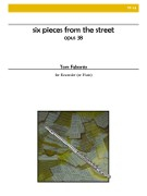 Febonio, TG :: Six Pieces from the Street op. 38