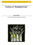 Carl, J :: Fantasy on 'Amazing Grace'
