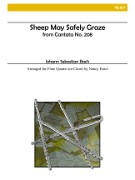 Bach, JS :: Sheep May Safely Graze
