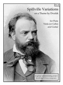 Various :: Spillville Variations on a Theme by Dvorak