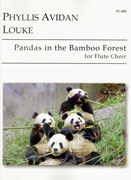 Louke, PA :: Pandas in the Bamboo Forest