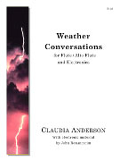 Anderson, C :: Weather Conversations