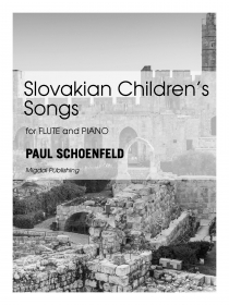 Schoenfeld, P :: Slovakian Children's Songs