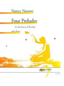 Nourse, N :: Four Preludes for the Season of Worship
