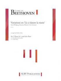 Beethoven, L :: Variations on 'La Ci Darem la Mano'